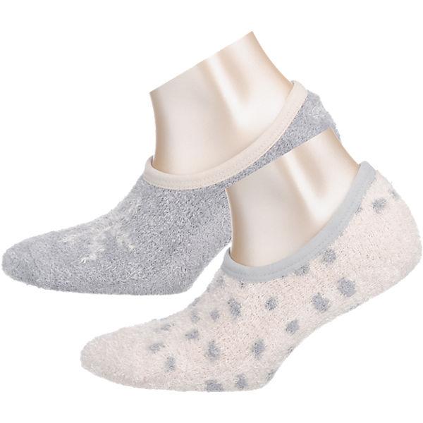 camano Paar hellgrau Socken 2 Sneaker camano rOxqrwgH