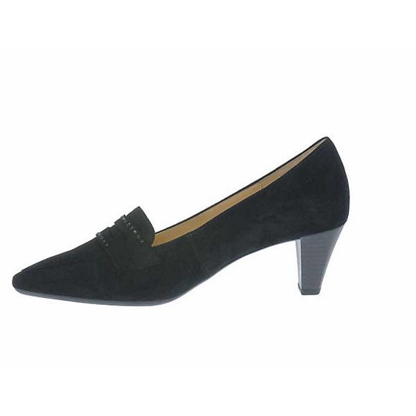 Gabor, Gabor Qualität Pumps, schwarz  Gute Qualität Gabor beliebte Schuhe 4e0dec