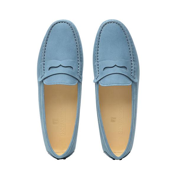 SHOEPASSION SHOEPASSION No.  45 WM Slipper blau  No. Gute Qualität beliebte Schuhe ef180d