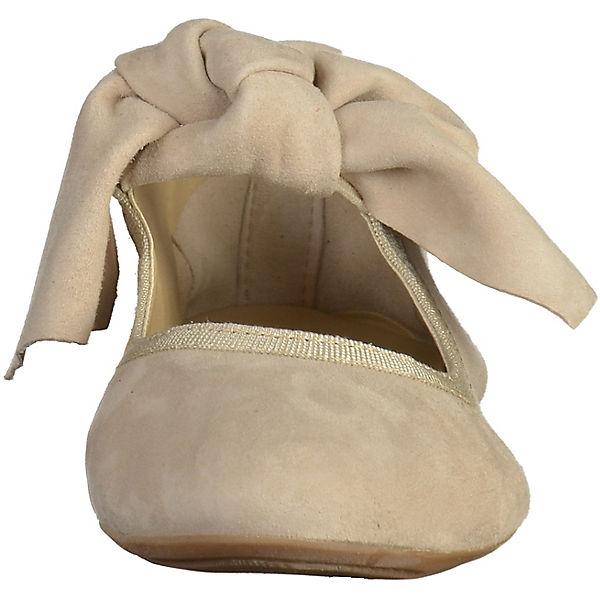 TOZZI beige MARCO Ballerinas TOZZI MARCO qaUwxn1SnT