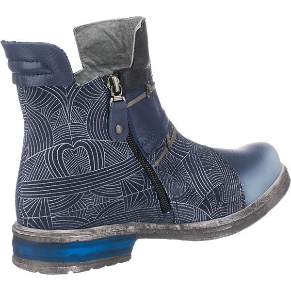Maciejka, Maciejka Qualität Stiefeletten, blau  Gute Qualität Maciejka beliebte Schuhe 11d4d1
