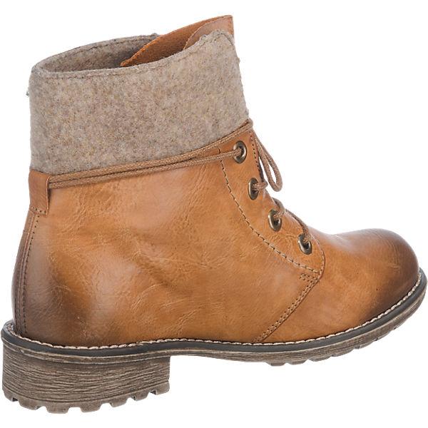 rieker, rieker Gute Stiefeletten, braun  Gute rieker Qualität beliebte Schuhe 99a5fd