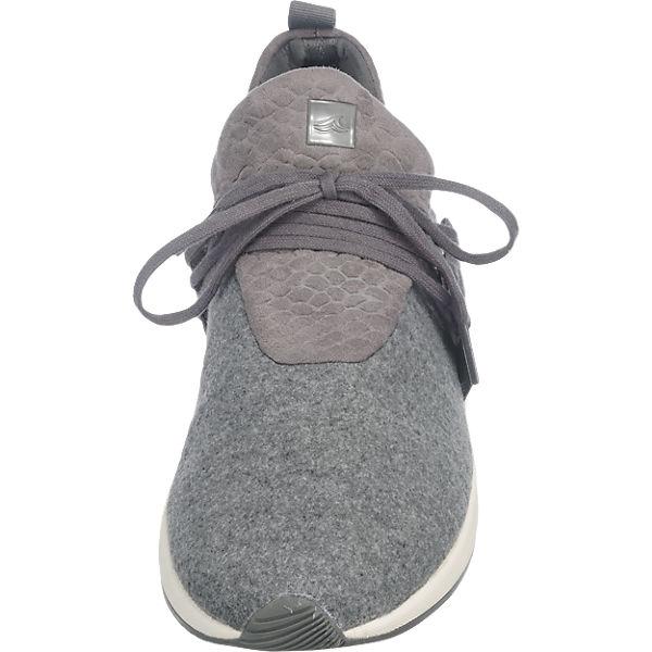 Project Delray Project Delray Wavey Sneakers grau