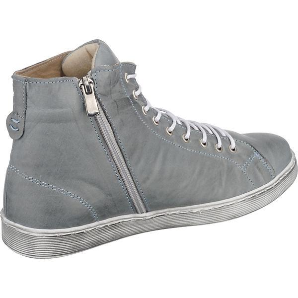 Andrea Conti, Schnürstiefeletten, anthrazit  Gute Qualität beliebte beliebte beliebte Schuhe 0cd0aa