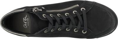ara, ROM Sneakers High, schwarz | Sneakers für Damen