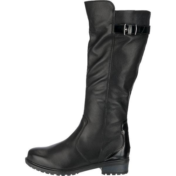 ara ara Kansas Stiefel schwarz  Gute Qualität beliebte Schuhe