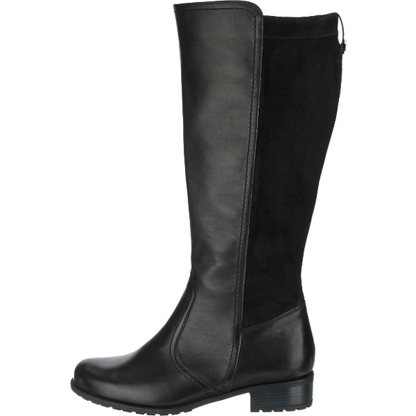 ara ara Oxford weit Stiefel schwarz  Gute Qualität beliebte beliebte beliebte Schuhe f7fcd6