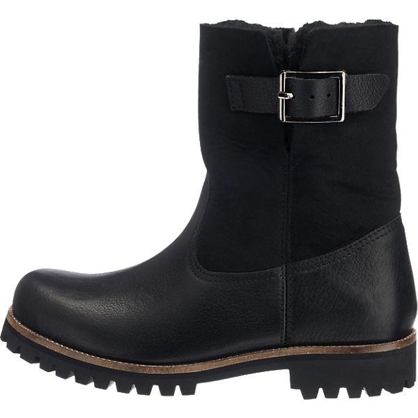 Blackstone Blackstone Stiefeletten schwarz Schuhe  Gute Qualität beliebte Schuhe schwarz 8cf78d