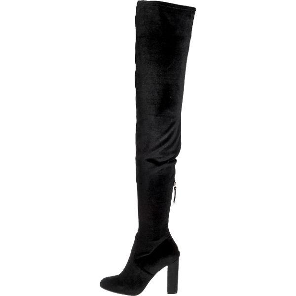 STEVE MADDEN MADDEN MADDEN STEVE MADDEN Blazinn Stiefel schwarz  Gute Qualität beliebte Schuhe 3ef45c