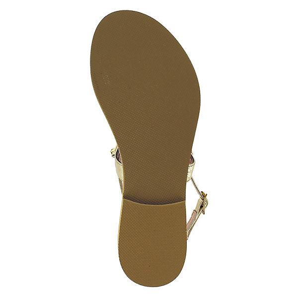 Evita Shoes Evita Shoes Sandalen gold