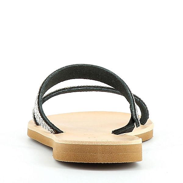 dunkelgrau Evita Evita Shoes Shoes Sandalen I0BBq8wg