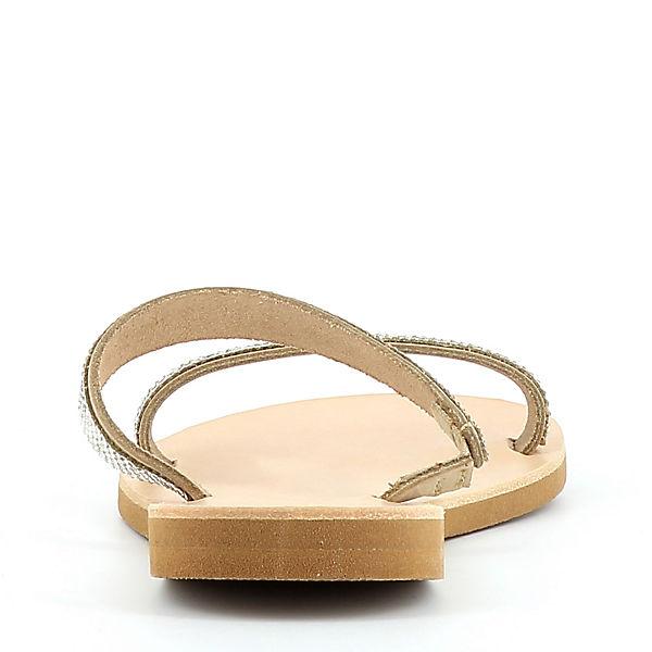 Evita Shoes, Evita Shoes Sandalen, creme  Gute Qualität beliebte Schuhe