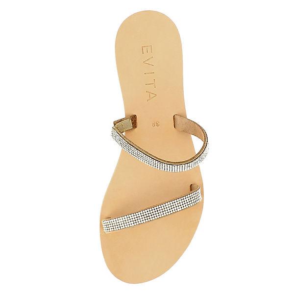 Evita Shoes Evita Shoes Sandalen creme