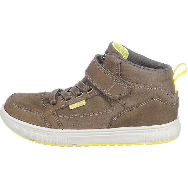 VADO Sneakers High, TEX, für Jungen, gefüttert taupe