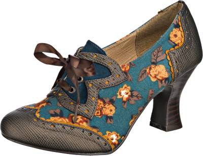 Ruby Shoo Daisy Damen Schuhe Blau X0y3dZunO