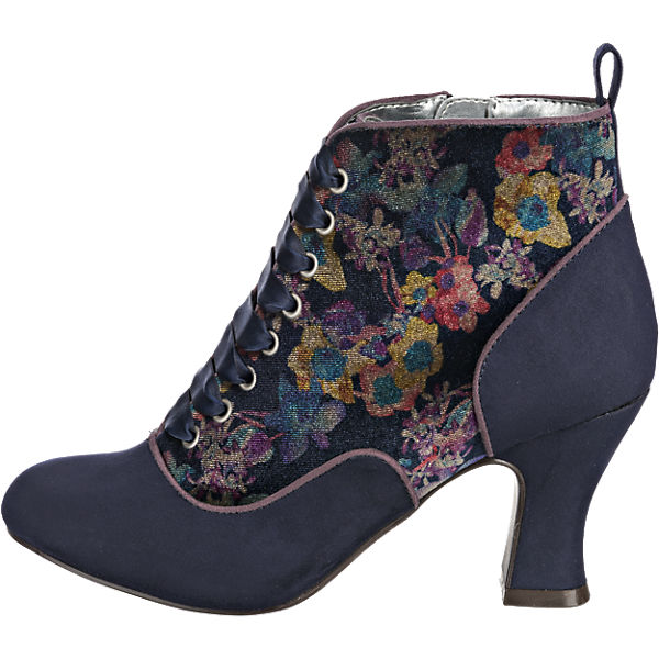 Ruby Shoo, Ruby Shoo Gute Bailey Stiefeletten, blau-kombi  Gute Shoo Qualität beliebte Schuhe d82afc