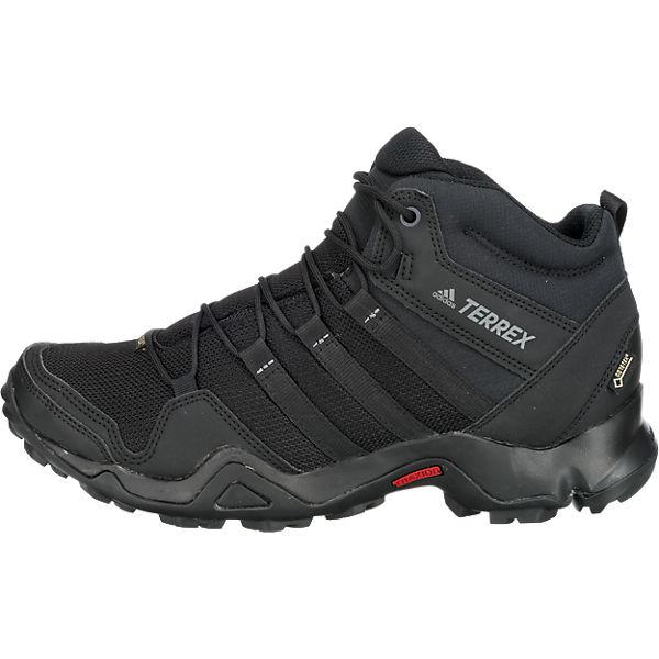 adidas adidas Outdoor schwarz Ax2r Mid Performance Gtx Terrex Performance Stiefel 55q4rF