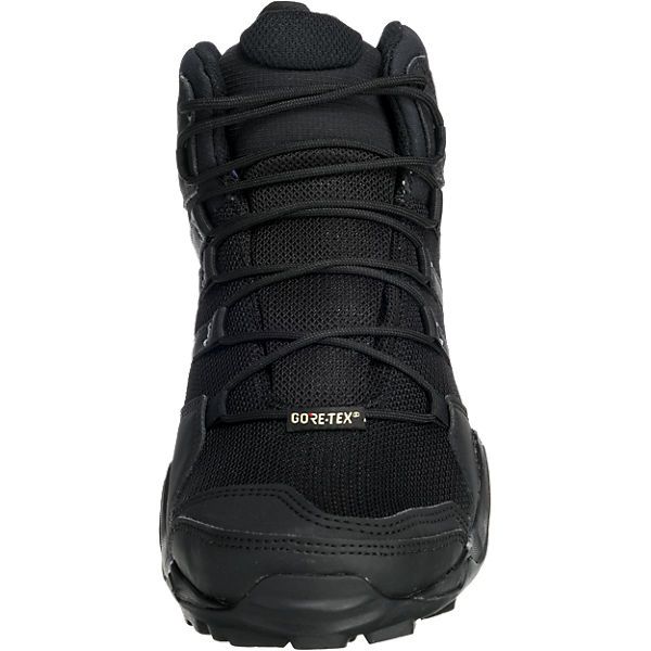 schwarz adidas Ax2r Outdoor Terrex Performance Mid Gtx Stiefel Performance adidas BfwqzHI