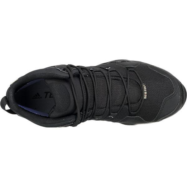 adidas Outdoor Gtx Stiefel Ax2r Performance adidas Terrex Mid schwarz Performance 0wq0r1