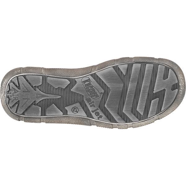 kombi Stiefel Stiefeletten Kacper amp; grau Kacper Xq05w