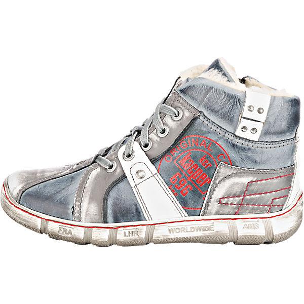 Kacper Kacper Stiefel & Stiefeletten grau  Gute Qualität beliebte Schuhe