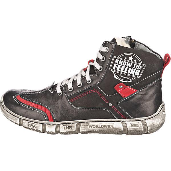 Kacper Kacper Stiefel & Stiefeletten schwarz  Gute Qualität beliebte Schuhe