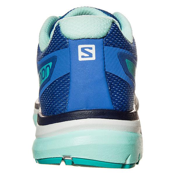 Salomon, Salomon Sonic Laufschuhe, blau  Gute Qualität beliebte Schuhe