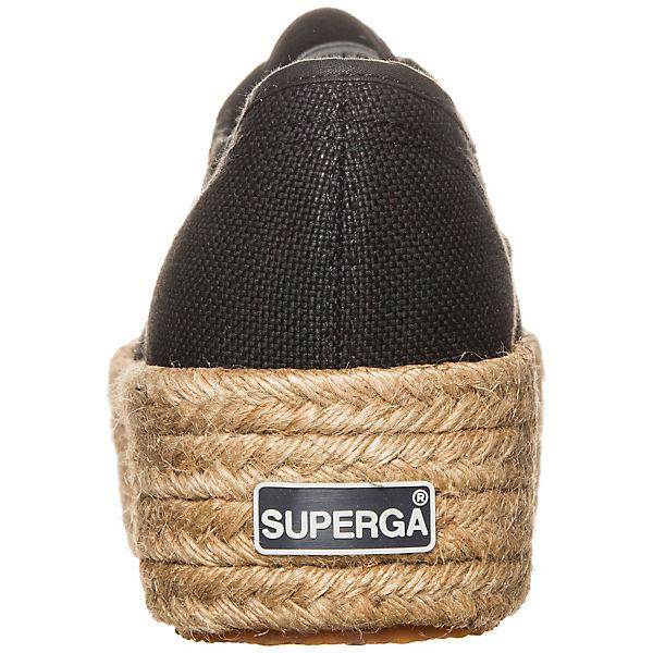 Superga® 2790 Cotropew Sneakers schwarz  Gute Qualität beliebte Schuhe