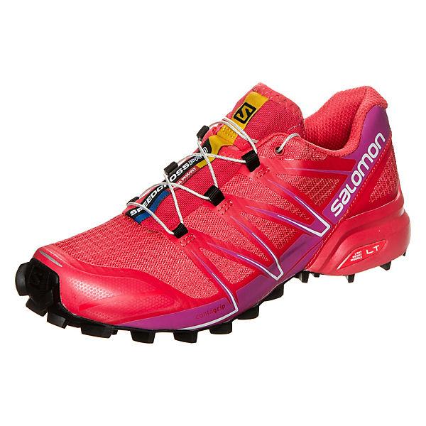 Salomon Salomon Speedcross Pro Trail Laufschuhe rot
