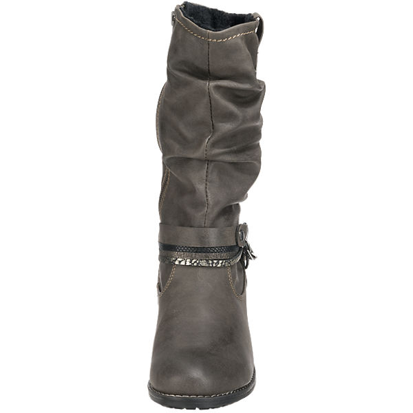 bruno banani, bruno banani Qualität Stiefel, grau  Gute Qualität banani beliebte Schuhe 14efba