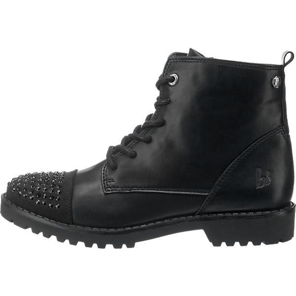 bruno schwarz banani, bruno banani Stiefeletten, schwarz bruno  Gute Qualität beliebte Schuhe bb9c69
