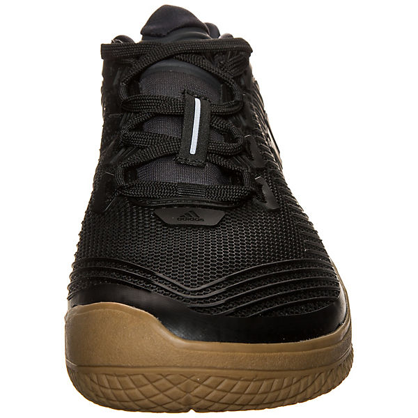 Trainingsschuhe adidas CrazyPower adidas schwarz Performance qBBSTxO