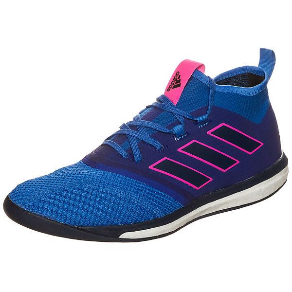 adidas Performance adidas ACE Tango 17.1 Trainers Street Fußballschuhe blau
