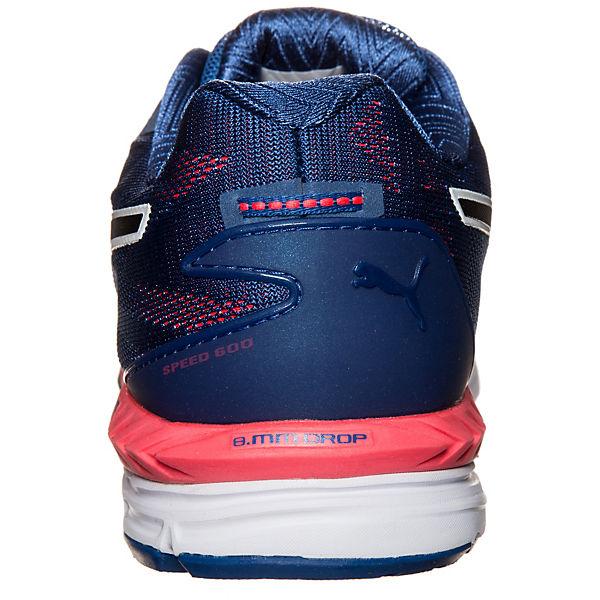 PUMA, Puma Speed 600 Ignite 2 Laufschuhe, blau-kombi  Gute Qualität beliebte Schuhe