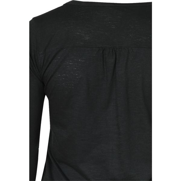 4 schwarz Zizzi Bluse Arm 3 nAPqqpX0