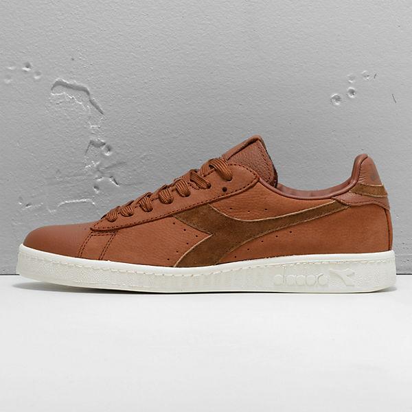 Low Diadora braun Game Sneakers Premium Diadora qqwU4FE