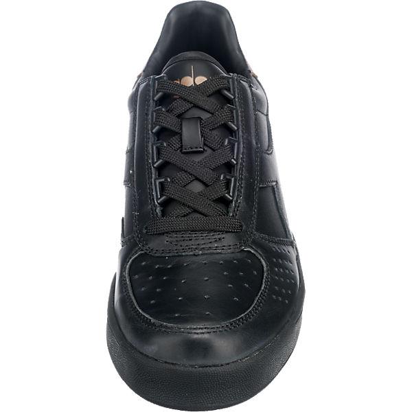Elite schwarz Sneakers Diadora B Diadora TqSz6z