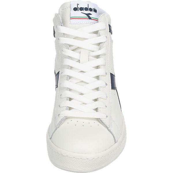 Diadora Diadora Game Sneakers weiß