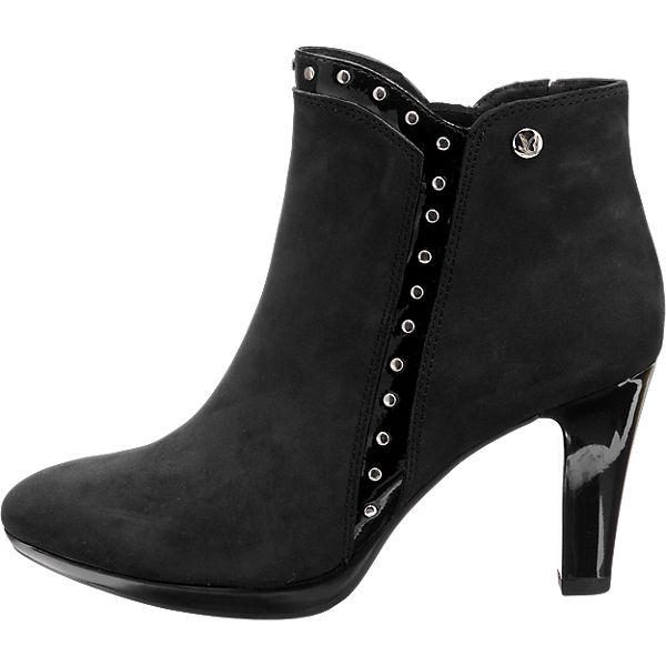 CAPRICE, CAPRICE Ashley Stiefeletten, schwarz  Gute Qualität beliebte Schuhe