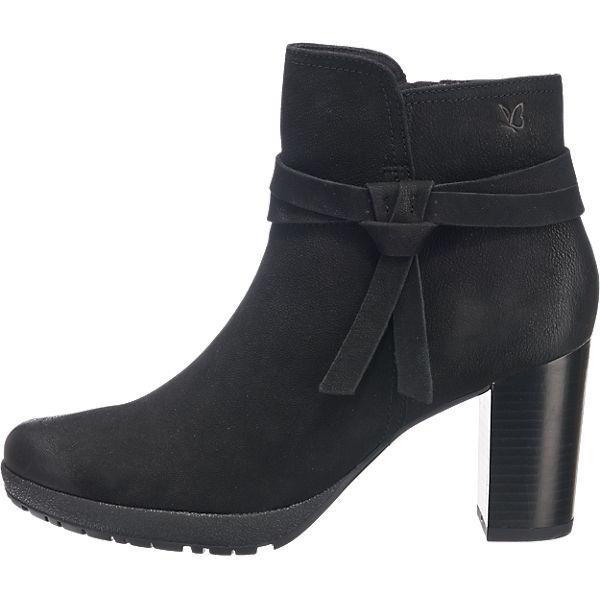 CAPRICE,  CAPRICE Britney Stiefeletten, schwarz  CAPRICE, Gute Qualität beliebte Schuhe 799026