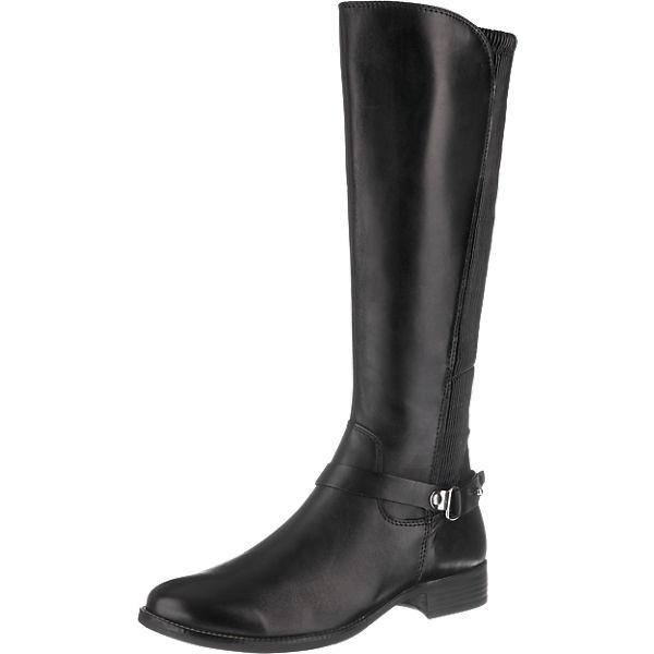 Stiefel schwarz CAPRICE Belen CAPRICE Klassische Belen RPRF7U