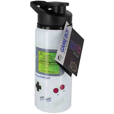 Game Boy Trinkflasche
