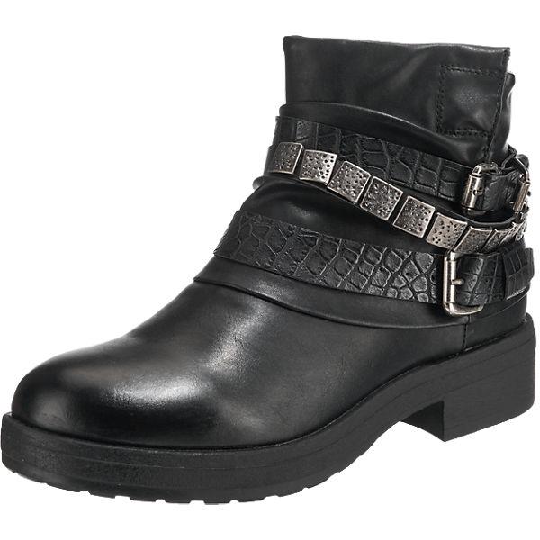 Hornow-Wadelsdorf Angebote Taxi Shoes Stiefeletten schwarz Damen Gr. 42
