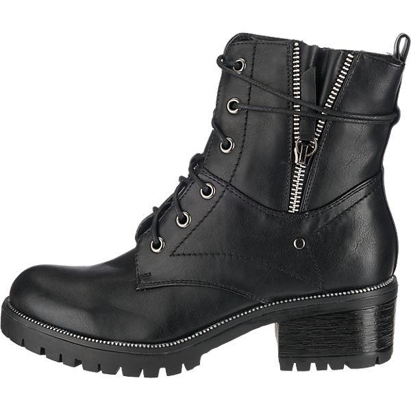 Stiefeletten Taxi Shoes schwarz Shoes Taxi wq1FW68gtX