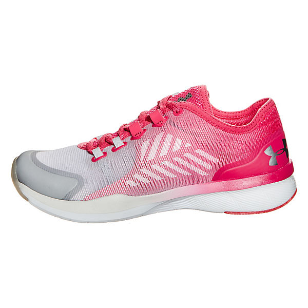 Under Armour Under Armour Charged Push Trainingsschuhe rot-kombi