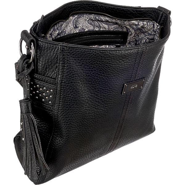 ara Brighton Handtasche schwarz