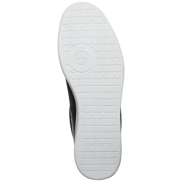 LACOSTE,  Lacoste Carnaby Evo Sneakers, dunkelblau  LACOSTE, Gute Qualität beliebte Schuhe e77de2