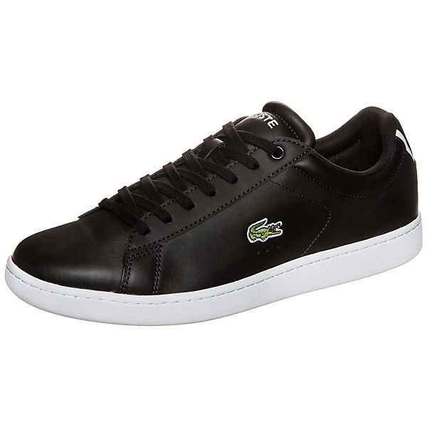schwarz Carnaby LACOSTE Sneakers Evo Lacoste IgA7wq0