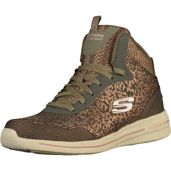 SKECHERS SKECHERS Sneakers khaki