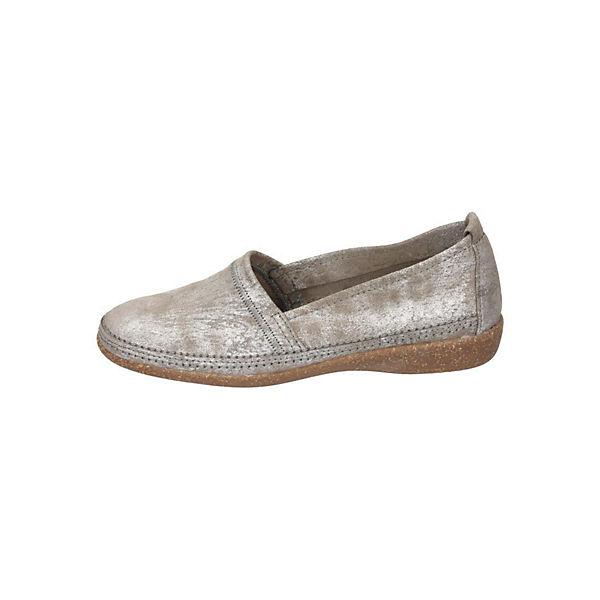 Comfortabel Comfortabel Slipper grau